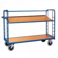 Etagenwagen / Paketwagen mit 2 Böden