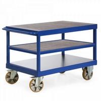 Modularer Schwerlast Tischwagen