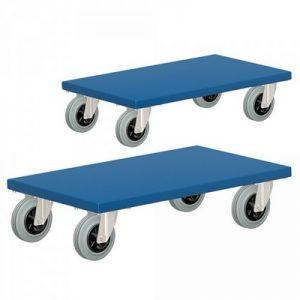 Möbelhund®, Möbelroller mit Tragkraft 250 kg / 2 Stück