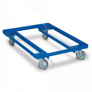 Rollrahmen für Eurobehälter 800 x 600 mm und 600 x 400 mm