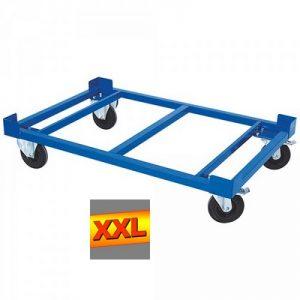 Rollrahmen für Europaletten und Gitterboxen, Tragkraft 1.000 kg