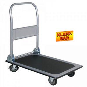 Schiebebügelwagen, klappbar, Tragkraft 150 kg