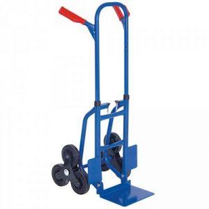 Stahl Treppenkarre, zusammenschiebbar, Tragkraft 150 kg
