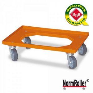 Logistik-Roller für Behälter 600x400 mm