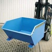 Kippmulde für Stapler, LxBxH 1440 x 780 x 680 mm, Volumen: 0,50 m³, Tragkraft: 1000 kg